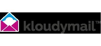 Kloudymail logo