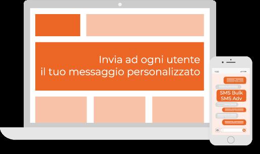 messaggi personalizzati