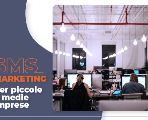 SMS marketing per piccole e medie imprese