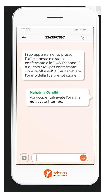 Gandhi-SMS