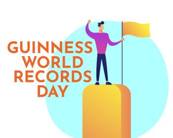 rdcom guiness world records day
