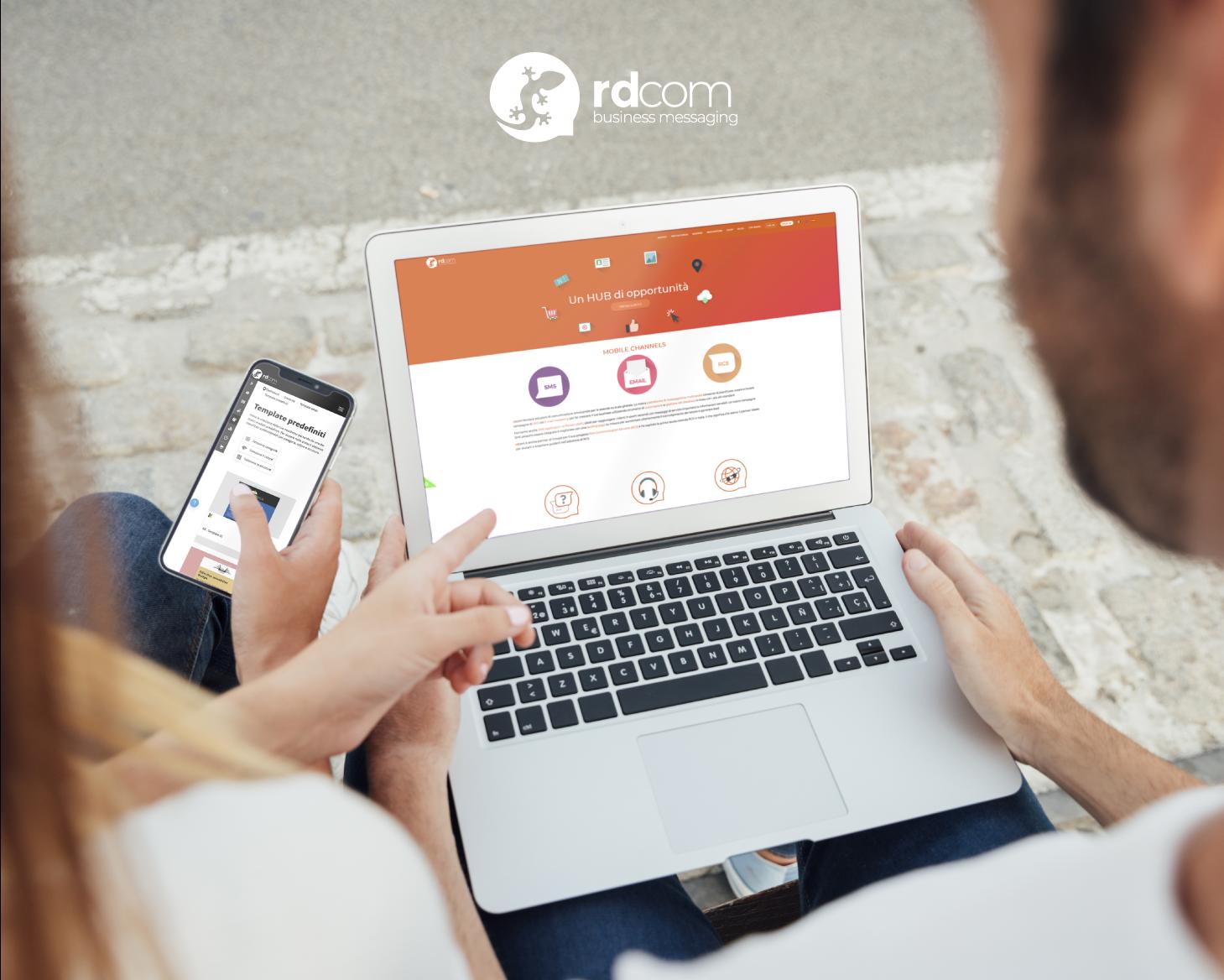 rdcom platform e criptalia