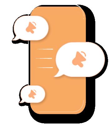 SMS advertising