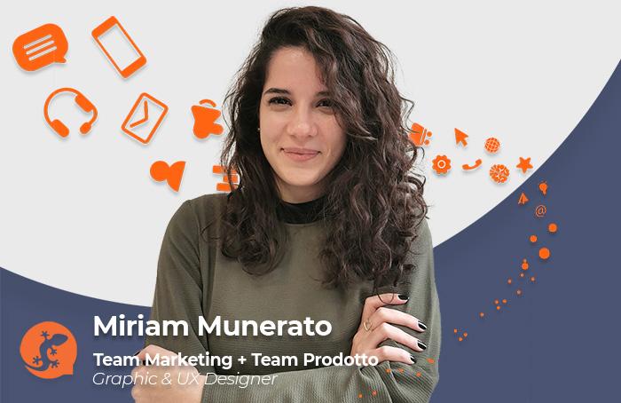 foto di presentazione Miriam