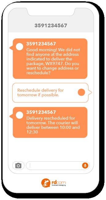 2-way SMS Customer Care
