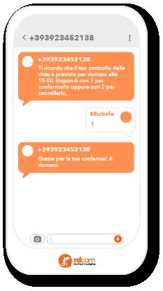 Esempio SMS 2-way