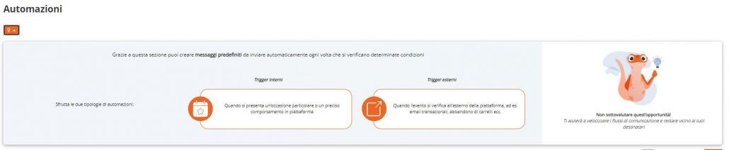 info box piattaforma rdcom