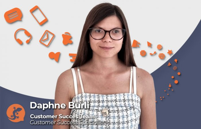 Daphne Burli - Customer Success rdcom