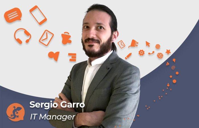 Sergio Garro IT Manager